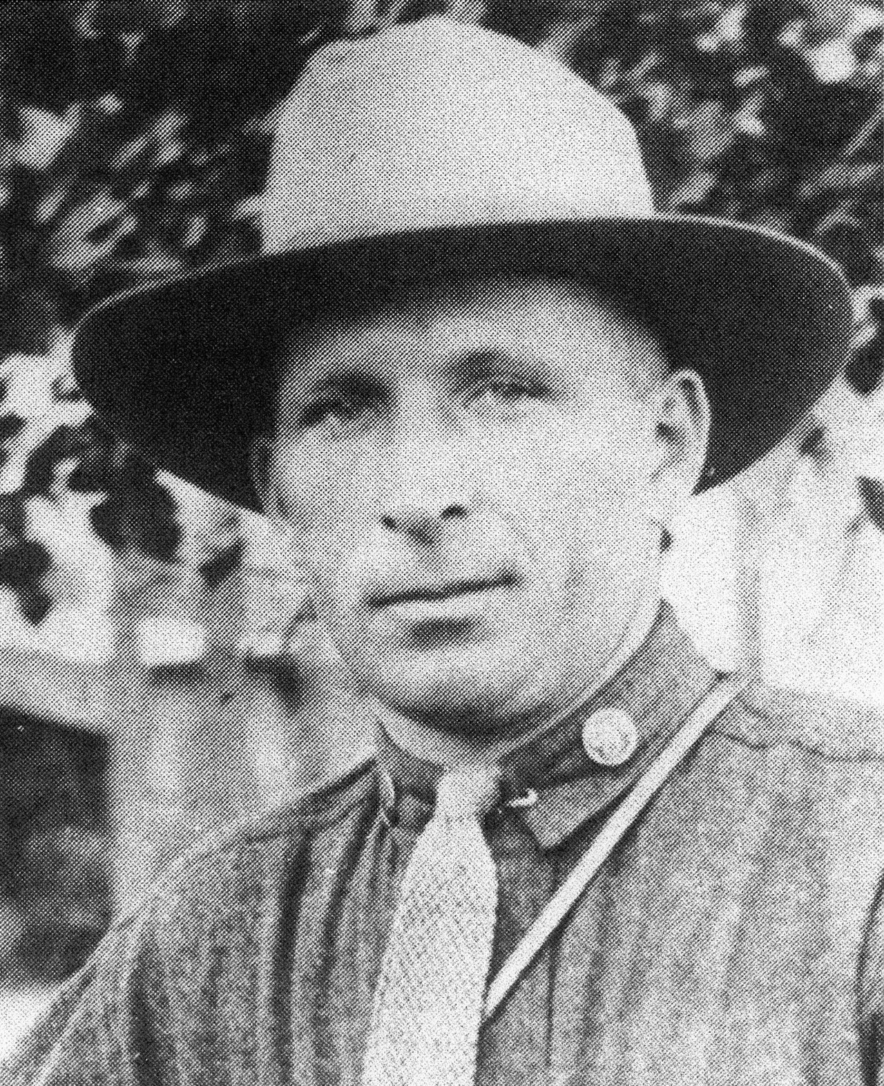 December 1, 1927 - Trooper Ernest M. Simpson