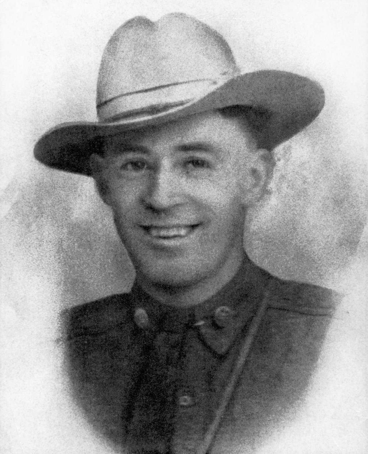 March 3, 1937 - Sergeant John H. Lockhart