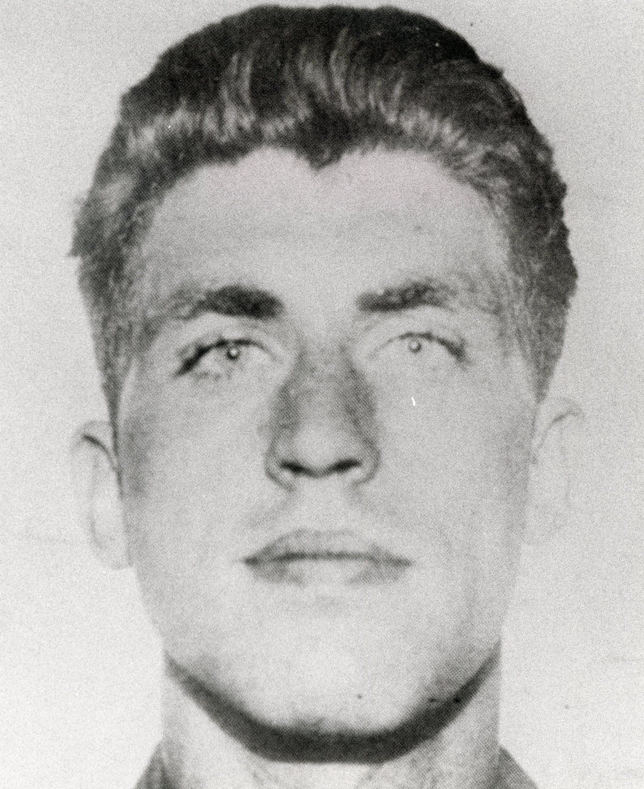 July 11, 1942 - Trooper Richard L. Hedges