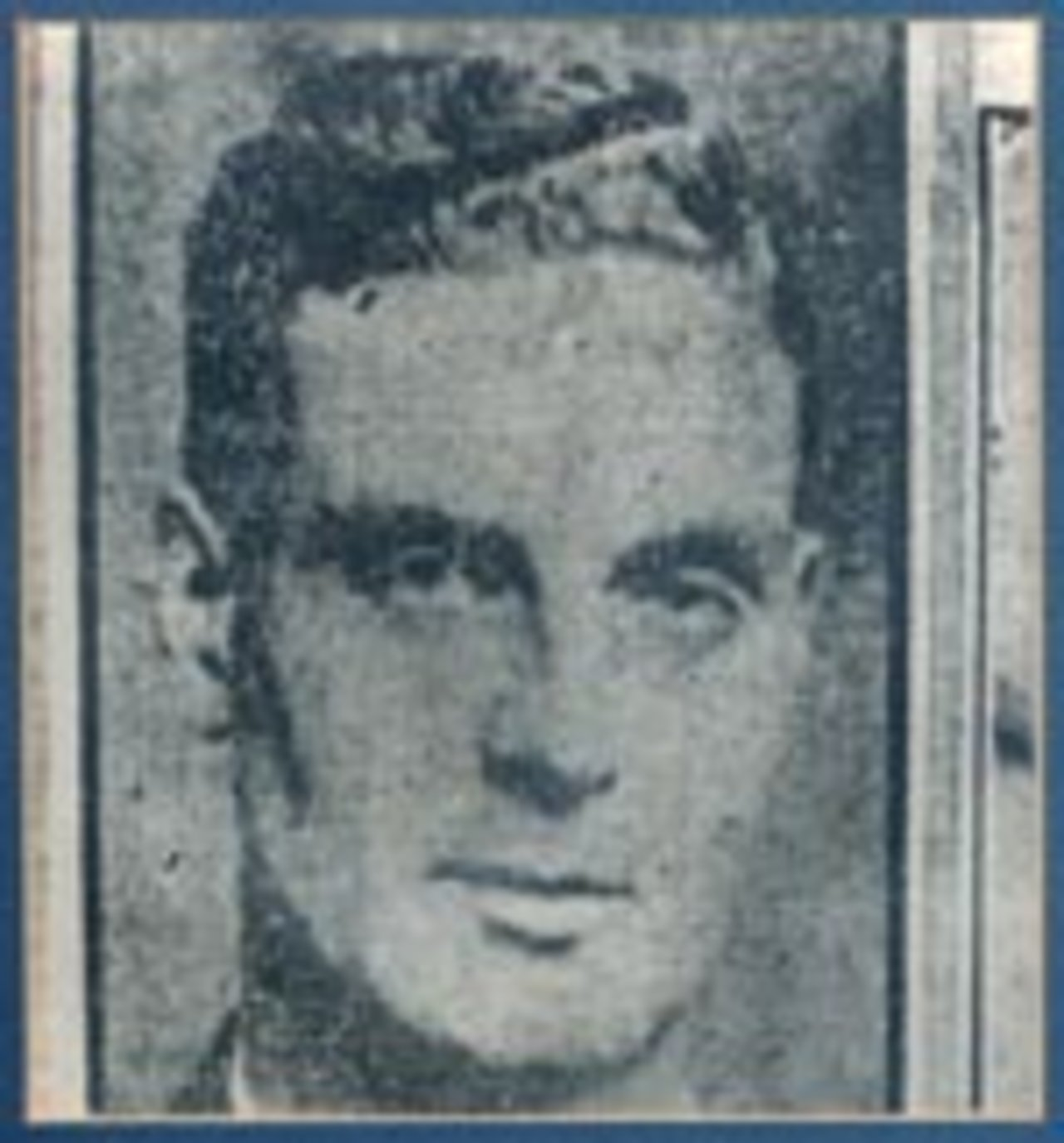 Trooper Robert J. Roy, 28, was shot and killed on September 8, 1927 by a subject he and Trooper Arnold Rasmussen had arrested for petit larceny. Trooper Roy and his partner were outside a residence waiting for the subject to get his coat, when suddenly a shot was fired from inside the residence, killing Trooper  Rasmussen. Trooper Roy drew his weapon and entered the residence, but as he climbed a staircase he was shot by the assailant.